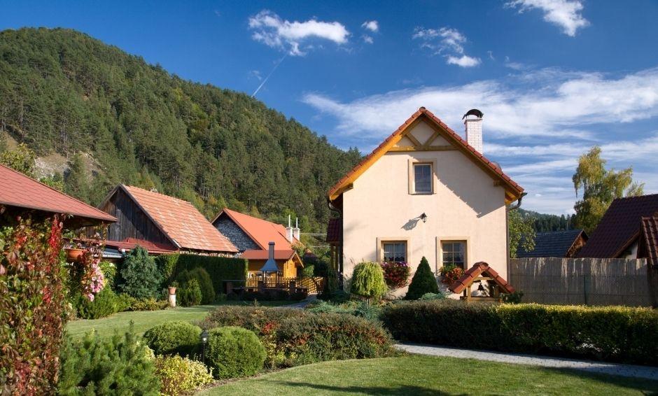 Andrejkin dom, Blatnica